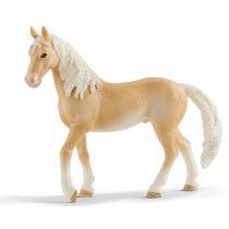 Figurini Animali - Schleich Horse Club        13911 Akhal Teke stallion