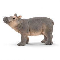 Figurini Animali - Schleich Wild Life       14831 Baby Hippopotamus