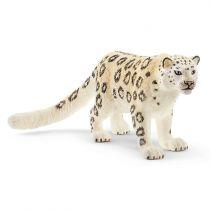 Figurini Animali - Schleich Wild Life       14838 Snow Leopard