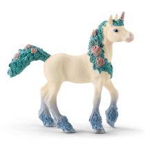 Revenda Figuras Animais - Schleich bayala     70591 Blossom unicorn foal