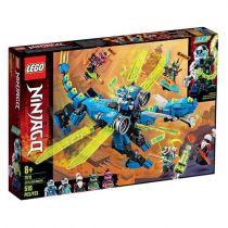 Lego - LEGO 71711 Ninjago Jay´s Cyber Dragon   518 pcs   + 8