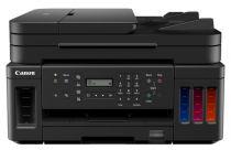 Multifunzione Inkjet - Canon PIXMA G7050 - Impressora 4 em 1, Wi-Fi, Ethernet, impr