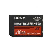 Revenda Memory Stick - Cartão Memória Sony Memory Stick Pro HG Duo HX 16GB Class 4