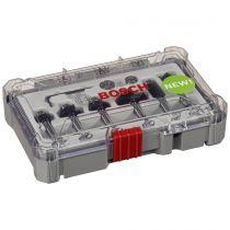 Accessori trapani - Bosch milling Set Trim&Edging 6tlg.