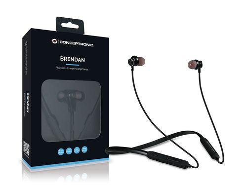 Comprar  - CONCEPTRONIC IN-EAR BRENDAN BLUETOOTH NOISE REDUCTION