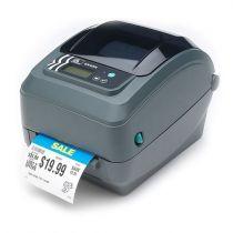 Stampanti etichetta - Impressora ZEBRA GX420 TT USB SER CENTRONICS  CUTTER IN