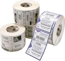 Consumabili POS - ZEBRA Z-SELECT 2000T 102X102MM 700L/ROLL C-127MM BOX OF 12