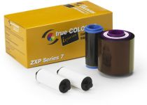 Consumabili POS - ZEBRA ZXP7 COLOR RIBBON YMCKO 750 IMAGES PER ROLL