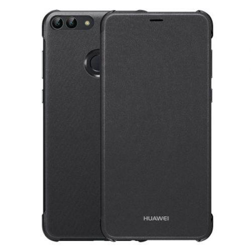 Comprar  - Capa Huawei P Smart 2018 Flip Cover Black