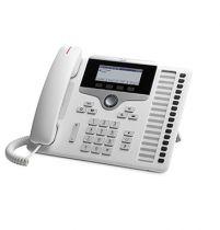 Comprar Telefones IP - Cisco IP Phone CP-7861 Telefone VoIP branco   VoIP (SIP)