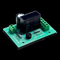 Revenda Acessórios Controlo Acesso - Módulo relé segurança O sinal NC muda para NO sem electricidade Contac