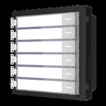 Comprar Videoporteiro - Safire Módulo extensão para videoporteiro 6 botões 6 Etiquetas persona