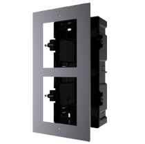 Comprar Videoporteiro - Safire Suporte encastrar para videoportero 2 módulos Compatível o sist