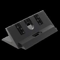 Revenda Videoporteiro - X-Security Suporte alumínio para sistema vídeoporteiro 190 (Al) x 100