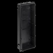 Revenda Videoporteiro - X-Security Caixa registro para videoporteiro apartamentos Medidas 400m