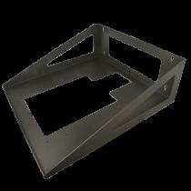 Revenda Acessórios CCTV - OLLE Suporte para caixa forte Instalação em paredes Orifícios instalaç