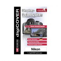 Protezioni per display - digiCOVER Hybrid Glas Display protection Nikon Coolpix P950