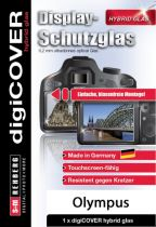 Protezioni per display - digiCOVER Hybrid Glas Display protection Olympus OM-D E-M5/M