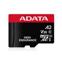 Revenda Micro SD / TransFlash - ADATA microSDXC 32GB Cartão memória High Endurance Class 10 UHS-I U3,