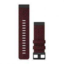 Revenda Acessórios Garmin - Garmin Banda QuickFit 26mm Nylon Red/Cinza