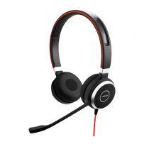 Comprar Auriculares - Auricular JABRA Evolve 40 MS binaural (Stereo) USB-C