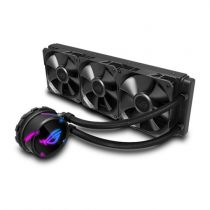 Cooling - Asus ROG STRIX LC 360 AIO cooler features ROG iconic design