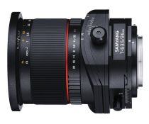 Revenda Objectivas p/ Nikon - Objetiva Samyang MF 3,5/24 Nikon F