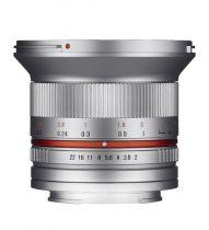 Obiettivi - altre marche - Objetiva Samyang MF 2/12 prata Fuji X