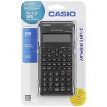 Calcolatrici - Calculadora Casio FX-82MS 2nd Edition