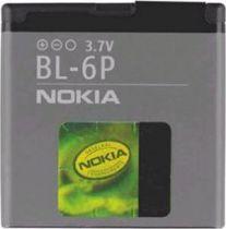 Comprar Baterias para Nokia - Bateria Nokia BL-6P para N81/6500 CLASSIC