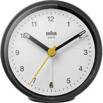 Revenda Relógios Parede - Braun BC 12 BW   Black
