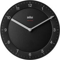 Revenda Relógios Parede - Braun BC 06 B-DCF radio Relógio Parede black