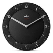 Revenda Relógios Parede - Braun BC 17 B-DCF radio Relógio Parede black