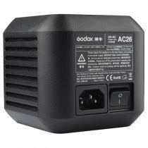 Caricabatterie universale - Caricabatteria Godox AC26 AC Adattatori per AD600 Pro