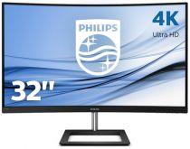 Schermi Philips - PHILIPS MONITOR LED 32´´ (31.5) CURVO UHD 4K HDMI DP COLUNAS
