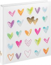 File Fotografici - Album Foto Walther Book of Love     28x30,5 50 Bianco Pages