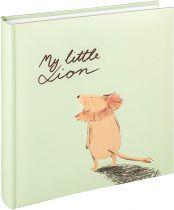 File Fotografici - Album Foto Walther Lio Lion 26x25 50 Bianco Pages Babyalbum