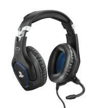 Cuffie Gaming - TRUST HEADPHONES GAMING GXT488 FORZE BLACK PS4 EXCLUSIVE