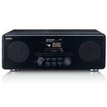 Revenda Rádios para Internet - Rádio para Internet Lenco DIR-260BK