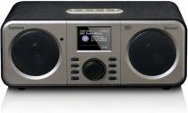 Revenda Rádios para Internet - Rádio para Internet Lenco DAR-030BK