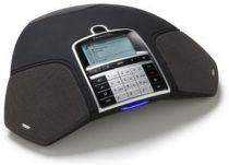 Revenda Telefones IP - Konftel 300IP Telefone VoIP preto VoIP (SIP) Cabo bundles