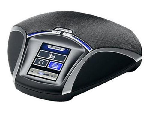 Comprar  - Konftel 55 Telefone Conferência preto/silber Analog, VoIP (H.323) Cabl