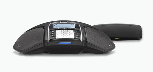 Konftel 300 Wx Telefone Conferência preto SIP VoIP (SIP) sem-fios