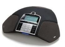 Revenda Telefones Audioconferência - Konftel 300 Telefone Conferência preto Analog sem-fios Ja