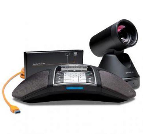 Comprar  - Konftel C50300IPX HYBRID Premium Package Telefone Conferência preto Po