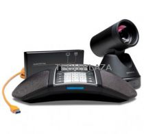 Comprar Telefones Audioconferência - Konftel C50300IPX HYBRID Premium Package Telefone Conferência preto Po