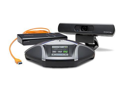 Comprar  - Konftel C2055 Set Telefone Conferência preto VoIP (SIP)