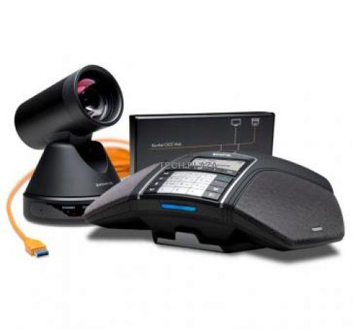 Comprar  - Konftel C50300MX HYBRID Premium Package Telefone Conferência preto 3G/