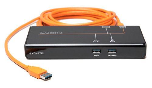 Comprar  - Konftel OCC-Hub, USB-Hub USB-Hub 2x USB-A 2.0
