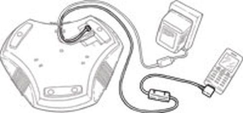 Comprar  - Konftel GSM/ DECT Cabo 2,5mm preto 1,5m 1x 3,5-mm-Audio 3Pin (Conector